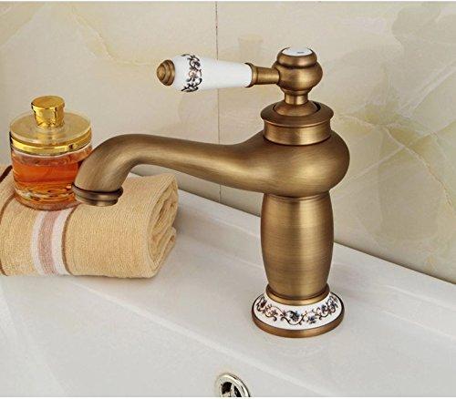 tourmeler dorado antiguo lavabo grifo con una sola manija baño lavabo fregadero grifo precio de sanitarios de caliente grifo de oro cuenca fría