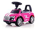 Milly Mally 2466 - Rutschauto Racer, Modellautos, rosa
