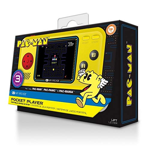 Console Portable Rétro PAC-Man My Arcade