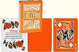 Tally Ho Reverse Fan Back (Orange) Limit...