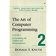 The Art of Computer Programming, Volume 4, Fascicle 2: Generating All Tuples and Permutations by Donald E. Knuth (2005-02-24)