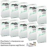 Schnupfen Endrine Nasenspray 10x10 ml Sparpack plus Handcreme gratis von Pharmaverde