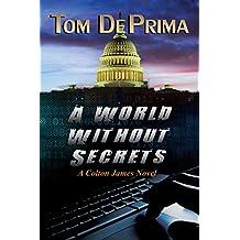 A World Without Secrets (Colton James novels Book 1)