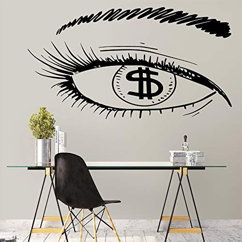 Xinyouzhihi Hot Eye Money Wallpaper Decoración hogar