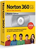 Norton 360 version 3 - Premier Edition - 3 postes
