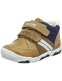 Geox B New Balu' D, Sneakers Basses Bébé Garçon