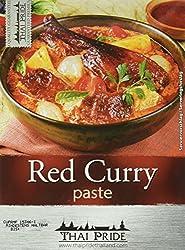 Thai Pride Curry Paste, Rot, 50 G