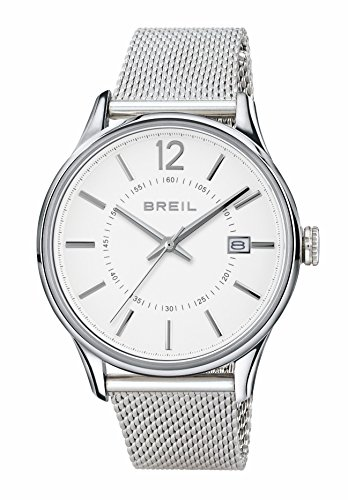 Breil orologio analogico quarzo uomo con cinturino in acciaio inox tw1561