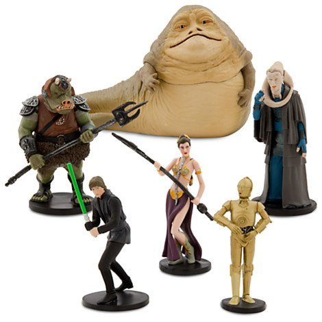 Star Wars Return of the Jedi - Action Figur Spielzeug-Set by Disney