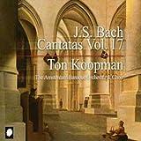 Bach Cantatas 17 /ABO, Koopman