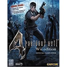 Resident Evil 4 (Wii version): Prima Official Game Guide