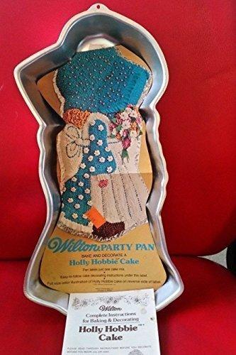 wilton-holly-hobbie-girl-doll-cake-pan-502-194-1975-by-wilton