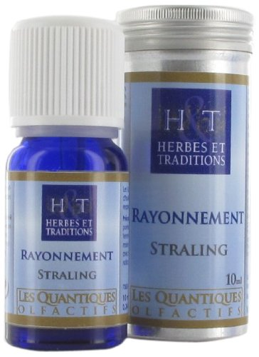 Herbes et Traditions Synergie 100% Huile Essentielle Rayonnement