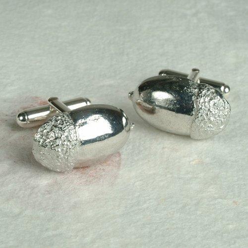 acorn-manschettenknopfe-in-poliert-bleifrei-zinn-mit-fassung-aus-sterling-silber