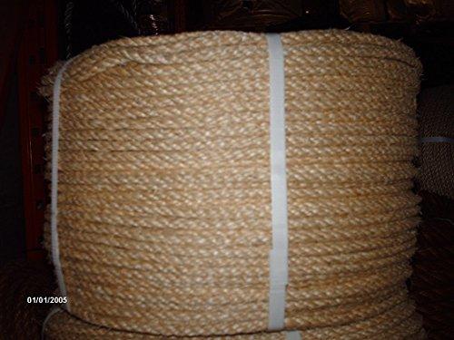 Sisal Dry gesponnen natürlichen Seil 6mm Durchmesser (Support Coil)
