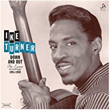 Down & Out-Ike Turner Recordings [Vinyl LP]