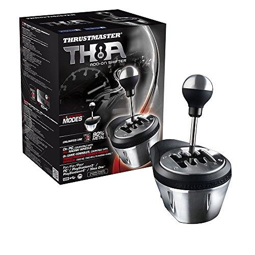 Thrustmaster TH8A (Schalthebel, H-Schaltung 7+1 / Sequenziell +/-, PS4 / PS3 / Xbox One / PC)