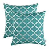 Best Pillowcase Modern Fantasy Sofas - CaliTime Pack of 2 Soft Throw Pillow Covers Review