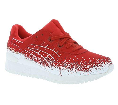 Sneaker Asics Gel Lyte III Rosso 2525 RED-RED