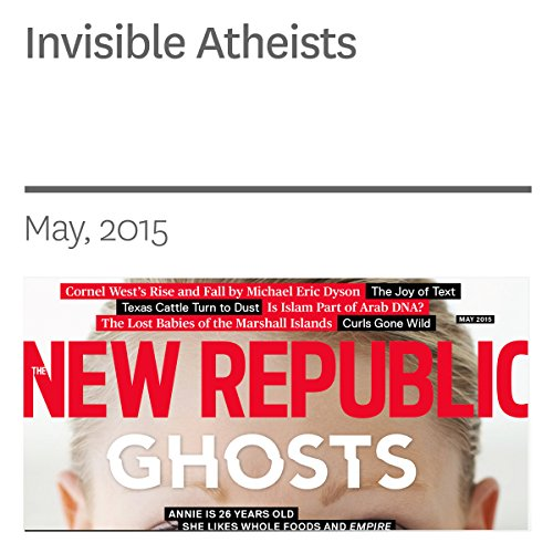 Invisible Atheists