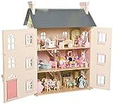 Le Toy Van Daisylane Wooden Cherry Tree Hall Doll's House