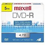 Maxell Max638002 Maxell DVD R Discs