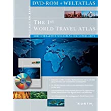 The 1st World Travel Atlas : DVD-Rom + Weltatlas