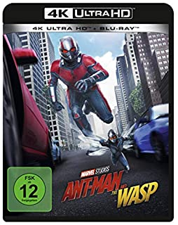 Ant-Man and the Wasp 4K Ultra HD [Blu-ray]