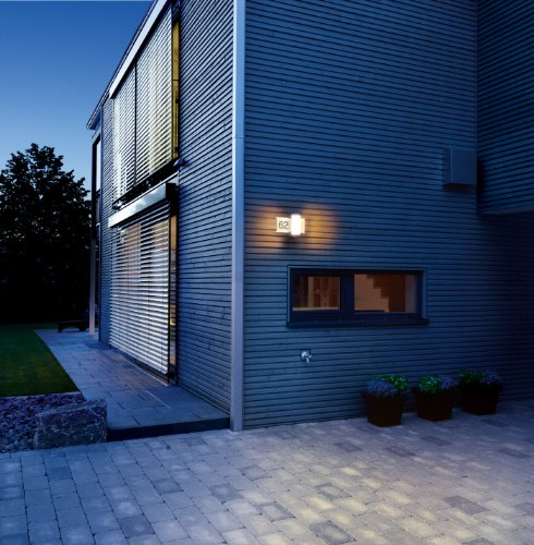 steinel l 625 led 003764 l mpara sensor del exterior con. Black Bedroom Furniture Sets. Home Design Ideas