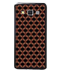 Fuson Designer Back Case Cover for Samsung Galaxy A3 (2015) :: Samsung Galaxy A3 Duos (2015) :: Samsung Galaxy A3 A300F A300Fu A300F/Ds A300G/Ds A300H/Ds A300M/Ds (Dark Black Gentlemen Gentleman Gentlewoman)