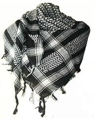 Keffieh foulard palestinien 100% coton tissé