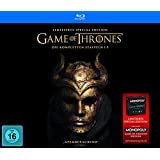 Game of Thrones Staffel 1-5 Collector's Edition (Digipack + Fotobuch + Bonusdisc + Game of Thrones Monopoly) (exklusiv bei Amazon.de) [Blu-ray] [Limited Edition]