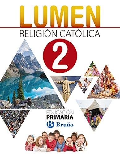 Religión católica Lumen 2 Primaria