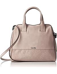 Calvin Klein Maddie Satchel, Bolso para Mujer
