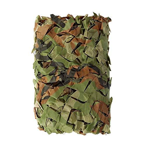 etze Militär Tarnnetz/Tarnung abdecken Geeignet für Camping verstecken Jagd Fotografie Sonnencreme Party Dekoration Halloween Weihnachten (Color : D, Size : 10 * 10m) ()