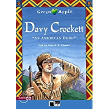Davy Crockett - Buch mit Audio-CD