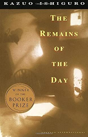 The Remains of the Day by Ishiguro, Kazuo (1990)