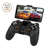 Amkette Evo Bluetooth Gamepad Pro 3 for Android Smartphones (Black-Grey)