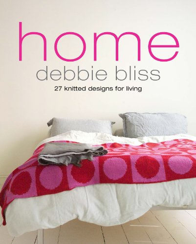 Home: 27 knitted designs for living (English Edition)