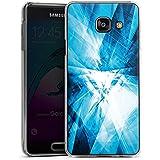 Samsung Galaxy A3 (2016) Housse Étui Protection Coque Cristal Miroir Motif