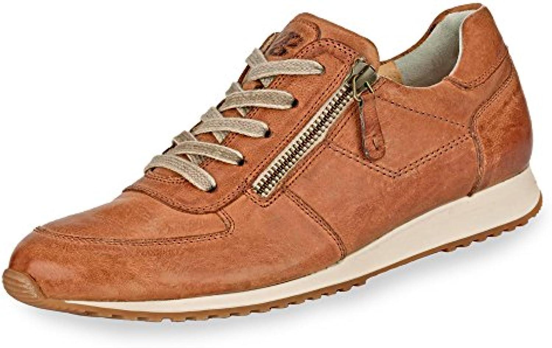 Paul Green 4252-241 Damen Sneaker aus Hochwertigem Leder gepolsteter Schaftrand