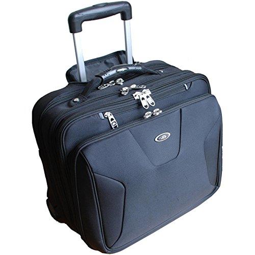 Cox Swain Laptop Business Trolley für Notebooks bis 17 Zoll - als Kabinengepäck geeignet!