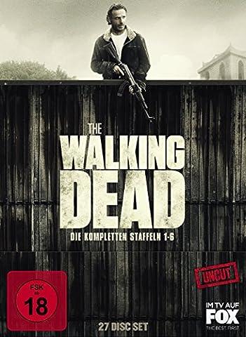 The Walking Dead - Staffel 1-6 Box - Uncut [Blu-ray]