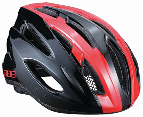BBB Condor BHE-35 Helmet Black/red Kopfumfang 58-61 cm 2018 Fahrradhelm