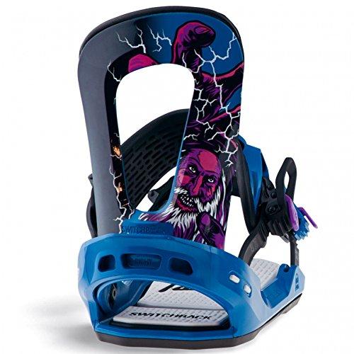 Switchback Eiki Promodel Fijaciones blue