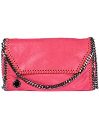 Stella McCartney Falabella Mini bolso de hombro mujer rosa