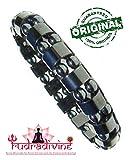 #5: Rudra Divine Powerful Magnetic Black Bracelet for Men and Women