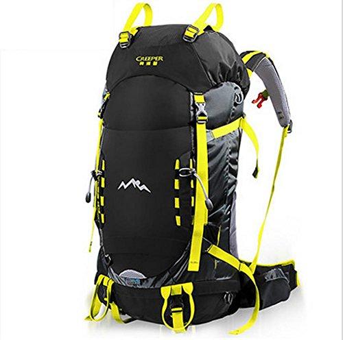 Sac à dos de voyage extérieure alpinisme sac extérieur 65 L escalade sac sac hommes et femmes