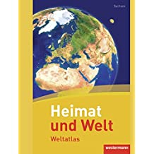 Heimat und Welt Weltatlas: Sachsen