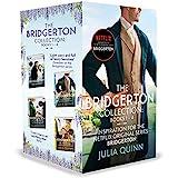 The Bridgerton Collection: Books 1 - 4: Inspiration for the Netflix Original Series Bridgerton (Bridgerton Family)